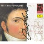 Complete Beethoven Edition Vol 18 - Secular Vocal Works
