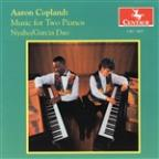 Copland: Music for Two Pianos