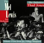 Definitive Thad Jones, Vol. 2: Live From the Village Vanguard