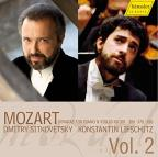 Mozart: Sonatas for piano & violin, KV 301, 306, 376, 526, Vol. 2