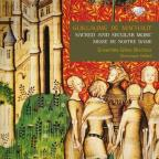 Guillaume de Machaut: Sacred and Secular Music; Messe de Nostre Dame