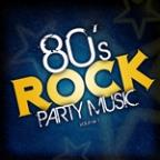 80's Rock Party Music, Vol. 1