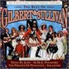 Best of Gilbert & Sullivan Vol 1 / Sargent, et al