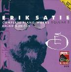 Erik Satie: Complete Piano Works, Vol. 3