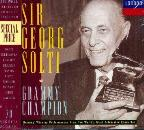 Sir Georg Solti - Grammy Champion