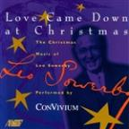 Love Came Down at Christmas: The Christmas Music of Leo Sowerby