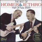 Best of Homer & Jethro: Hall of Fame 2001
