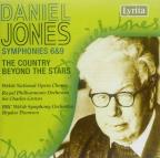 Daniel Jones: Symphonies Nos. 6 & 9; The Country Beyond the Stars