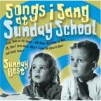 Songs I Sang At Sunday SCH