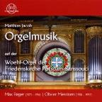 Organ Music On The Woehl Organ
