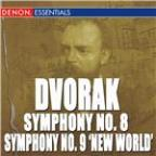 "Dvorak: Symphony Nos. 8 ""English Symphony"" & 9 ""From the New World"" - Waltz In a Major"