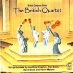 British Quartet - String Quartets By Kimpton, Bush, Beck & Malone