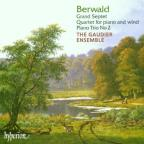 Berwald: Grand Septet, Piano Trio, Etc / Gaudier Ensemble