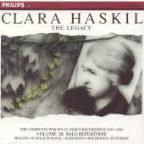 Clara Haskil - The Legacy Vol 3