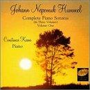 Johann Nepomuk Hummel: Complete Piano Sonatas, Vol. 1