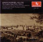 Pachelbel:Complete Organ Works Vol. 8