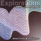 Explorations: Works for Saxophone and Digital Media