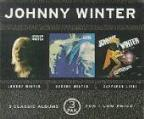 Johnny Winter/Second Winter/Captured Live