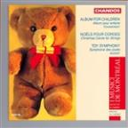 Tchaikovsky: Children's Album; Mozart: Toy Symphony