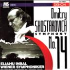 Shostakovich: Symphony No. 14