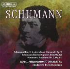 "Schumann: 4 Pieces from ""Canvaval""; 6 pieces from Op. 68; Symphony No. 2"