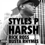 Harsh (Feat. Rick Ross & Busta Rhymes)