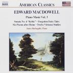Edward MacDowell: Piano Music, Vol. 3