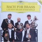 Bach for Brass / Laubin Brass Ensemble
