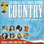 World's Best Award Winning Country Vol. 5 - World's Best Award Winning Country