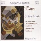 John Duarte: Guitar Music