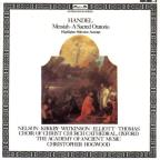 Handel: Messiah Highlights / Christopher Hogwood