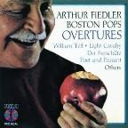 Arthur Fiedler & The Boston Pops - Overtures
