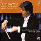 Tchaikovsky: Symphony No 6, Etc / Gatti, Royal Po