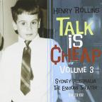 Talk Is Cheap, Vol. 3