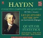 Haydn: String Quartets Op 50 / Festetics Quartet