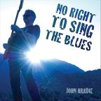 No Right To Sing The Blues