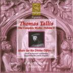 Complete Works 4: Music For The Divine Office 1