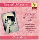 Vocal Archives - Elisabeth Schumann - Schubert: Lieder