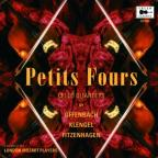 Petits Fours: Cello Quartets by Offenbach, Klengel, Fitzenhagen