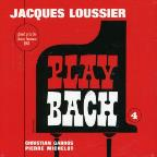 Play Bach, Vol. 4