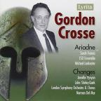 Gordon Crosse: Ariadne; Changes