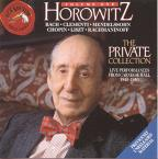 Horowitz: The Private Collection, Vol. 1