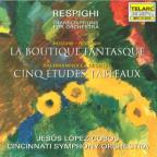 Respighi: Transcriptions for Orchestra