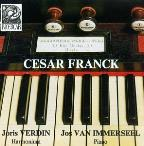 Franck: Works for Harmonium & Piano / Verdin, Immerseel