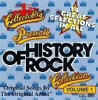 Collectables Presents The History Of Rock Vol. 1.