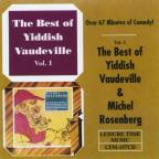 Best of Yiddish Vaudeville, Vol. 1