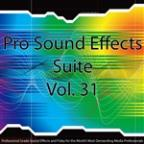 Pro Sound Effects Suite, Vol. 31: Amphibians, Horses And Insects