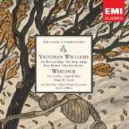 Vaughan Williams: On Wenlock Edge; Ten Blake Songs; Warlock: The Curlew; Capriol Suite