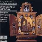 Handel: Messiah Arr Mozart