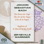 Johann Sebastian Bach: The Art of the Fugue